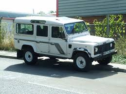 land rover indonesia 1994 land rover defender specs and photos strongauto