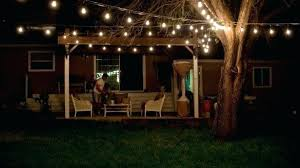 porch string lights outdoor lighting strings decorative