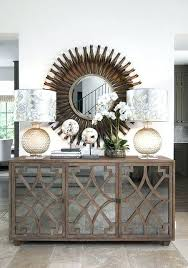 mirrored furniture mirror buffet table cl console u2013 rtw planung info