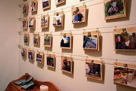 unique ways to hang pictures unique photo display ideas for you only militantvibes