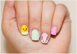 easter nail art u2013 easy nail art