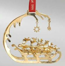 georg jensen christmas ornaments collection georg jensen
