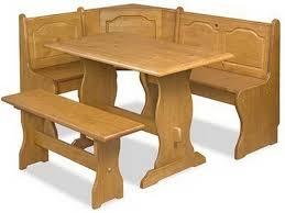 corner kitchen table with bench u2013 home design and decorating