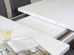 White Gloss Extendable Dining Table Extending Dining Sets How To Choose The Perfect Extending Set