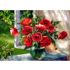 red flower vases promotion shop for promotional red flower vases