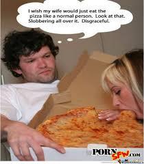 Memes About Pizza - eating pizza by saadak6 meme center