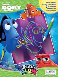 Finding Nemo Story Book For Children Read Aloud Finding Dory Phidal