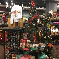 harry potter themed christmas decorations for sale at wizarding