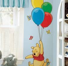 decorations winnie the pooh kids stick wall ideas for kids