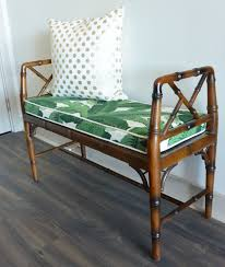 Chinese Chippendale Chair by Life With A Dash Of Whimsy Chinese Chippendale Faux Bamboo Bench