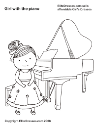 u0027s dresses coloring pages free printable