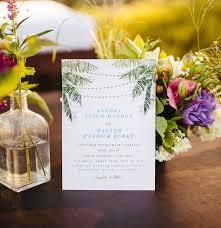 andrea suite beach wedding invitation coastal wedding
