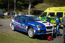 2015 mitsubishi rally car manhandled three rally car experiences with subaru at the isle of