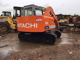 hitachi ex 60 1 crawler excavators price 10 403 year of