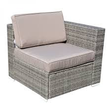 Aluminum Wicker Patio Furniture - rattan aluminum furniture 7 pcs sofa garden outdoor patio pe