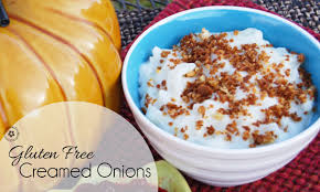 creamed onions gluten free thanksgiving onecreativemommy