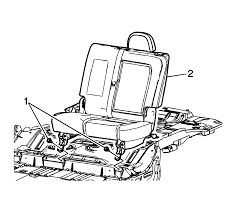 repair instructions rear seat removal and installation 2015
