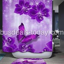 Purple Butterfly Curtains Shower Curtains U2013 Tagged