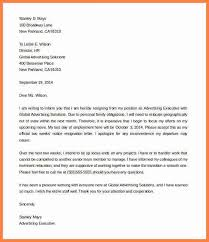 doc 695463 resignation letter 2 week notice u2013 40 two weeks