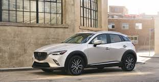 mazda crossover vehicles mazda updates cx 3 crossover for 2018 priced from 20 110