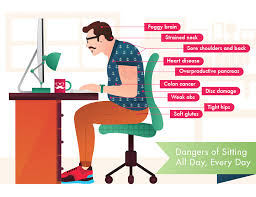 Standing Desk On Top Of Existing Desk Diy Standing Desk For A Healthier Workspace Infographic The
