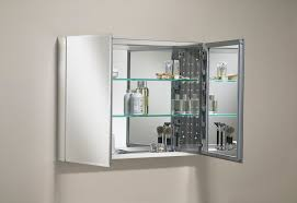 kohler bathroom mirror cabinet kohler recessed medicine cabinet beautifully idea design within 36