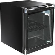 glass door bar mini glass door bar fridge all stainless steel with lock and small