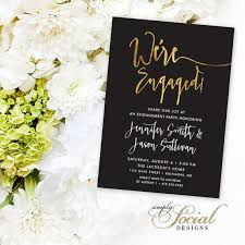 Engagement Party Decorations At Home Best 25 Engagement Party Invitations Ideas On Pinterest