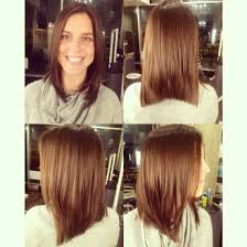 get on trend with the lob haircut haircut tina tobar