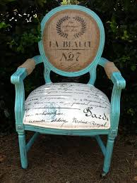 Paint Shabby Chic Furniture by French Louis Xvi Arm Chair Shabby Chic Upholstered Burlap Custom