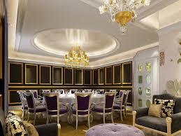 luxury living dining room 3d model cgtrader
