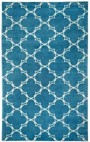 Bright Blue Rug Blue And Taupe Paisley 3 Piece Crib Bedding Set Baby Crib