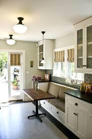 Eat In Kitchen Built In Kitchen Bench Seating Plans Kitchen Breakfast Nooks With