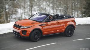 orange range rover sport 2017 range rover evoque convertible hse color phoenix orange