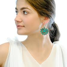 turquoise bridal earrings update your look with earrings