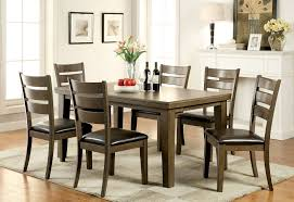 transitional dining room tables buy furniture of america cm3135t set imelda dining room set