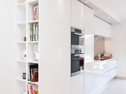 hauteur de cuisine hauteur crédence cuisine design de maison