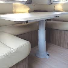 rv table pedestal adjustable table pole nuava mapa telescopic adjustable leg discount rv parts
