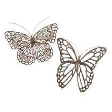 wall art ideas design pinterest online metal butterflies wall