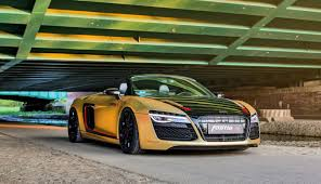 wrapped r8 2017 audi r8 v10 spyder by fostla de