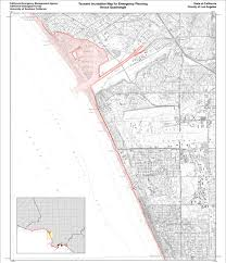 Oregon Tsunami Map by California Tsunami Could Come With No Warning L A Now Los
