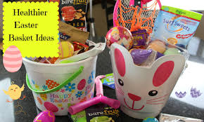 healthier easter basket ideas youtube