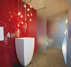 glass room dividers bathroom contemporary with canopy chandelier