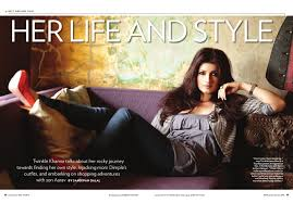 best dressed twinkle khanna by 30 days channel issuu