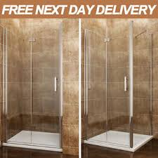 bifold shower door frameless frameless bifold shower door enclosure side panel and tray 6mm