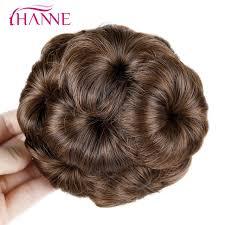 hair bun donut hanne hair women chignon hair bun donut clip in hairpiece