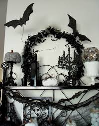 monochrome home decor complete list of halloween decorations ideas in your home