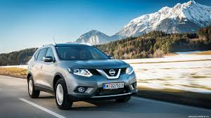 nissan trail 2016 cars desktop wallpapers nissan x trail 1 6 dci 4x4 2016
