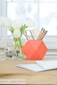 Desk Organize 10 Diy Ideas To Organize Your Desk Everythingetsy