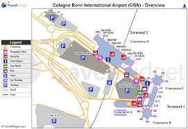 Bonn Germany Map by Cologne Bonn Airport Reviews Travel Observers